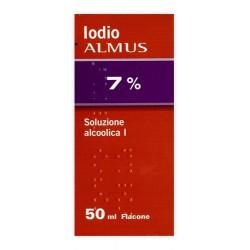 IODIO SOL ALCO I%50ML