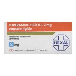 LOPERAMIDE HEX%15CPS 2MG