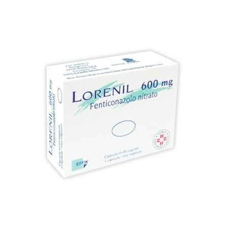 LORENIL%1CPS MOLLI VAG 600MG