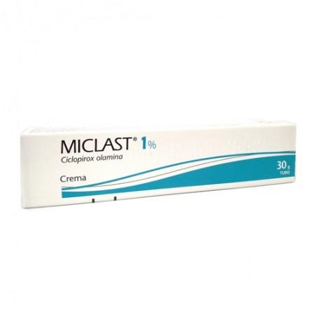MICLAST%CREMA 30G 1%
