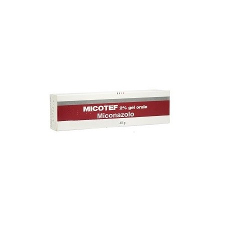 MICOTEF%OS GEL 40G 2%