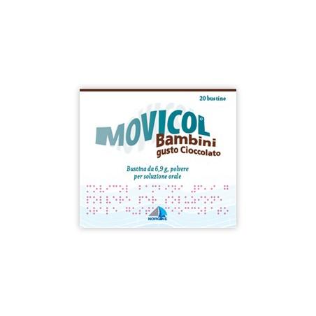 MOVICOL%BB 20BUST 6,9G CIOCC