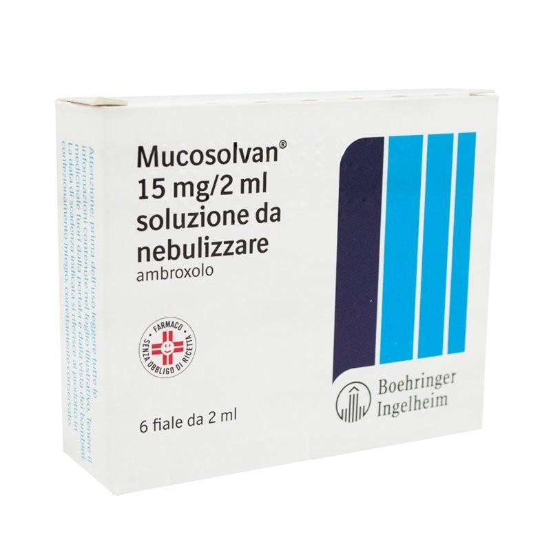 MUCOSOLVAN%AD 20BUST 60MG