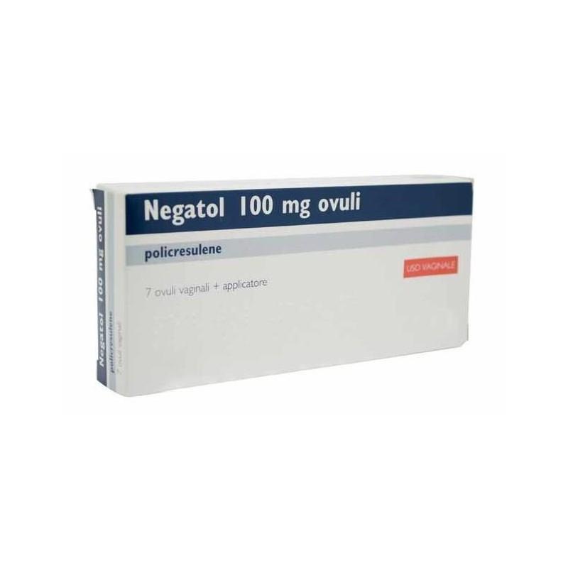NEGATOL%7 OV VAG 0,1G C/APPL
