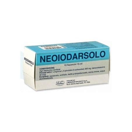 NEOIODARSOLO%OS 10FL 15ML