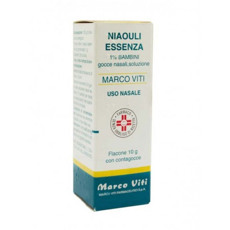 NIAOULI ESSENZA MV%1% GTT 10G