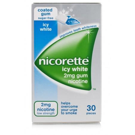NICORETTE%30GOMME MAST 2MG MEN