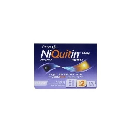 NIQUITIN%7CER TRANSD 14MG/24H