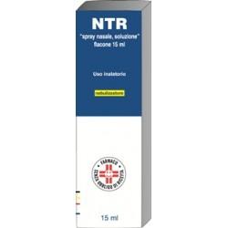 NTR%SPRAY NASALE 15ML