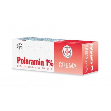 POLARAMIN%CREMA 25G 1%