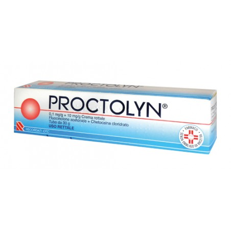 PROCTOLYN%CR RETT 30G