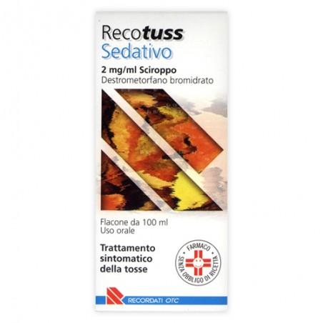 RECOTUSS SEDAT.%SCIR FL 100ML