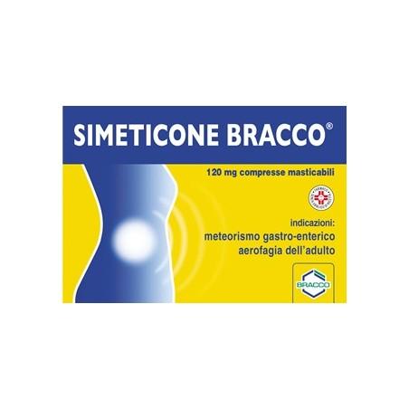 SIMETICONE BR%24CPR MAST 120MG