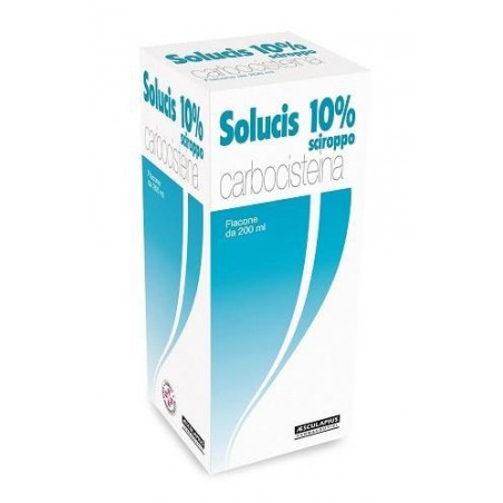 SOLUCIS%SCIR 200ML 10%
