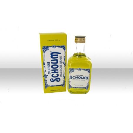 SOLUZIONE SCHOUM%FL 550G