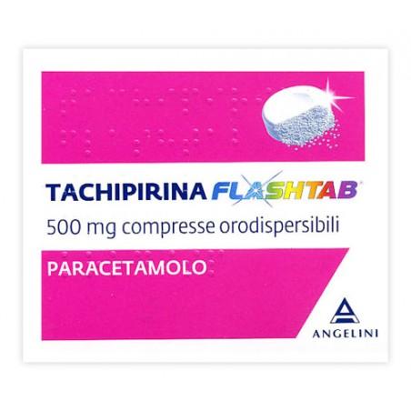 TACHIPIRINA FLASHTAB%16CPR 500