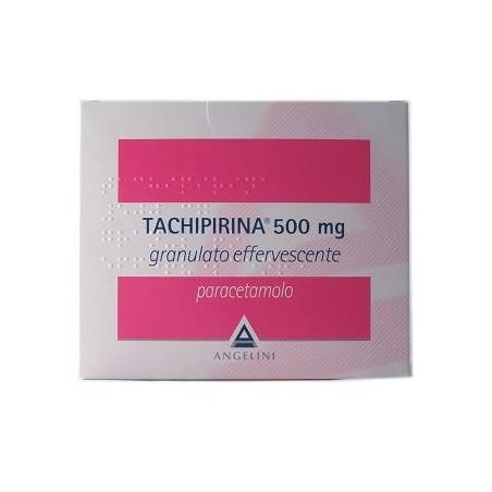 TACHIPIRINA%GRAT EFF20BS 500MG