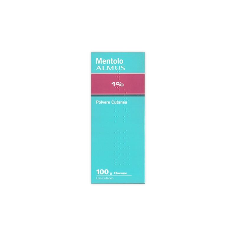 TALCO MENTOLATO%1% 1FL 100G