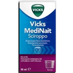 VICKS MEDINAIT%SCIR 90ML