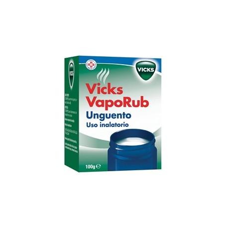 VICKS VAPORUB%UNG INAL 100G