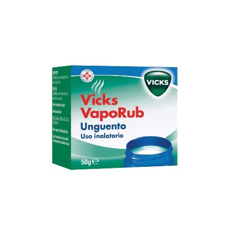 VICKS VAPORUB%UNG INAL 50G