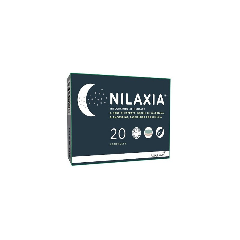 NILAXIA 20CPR