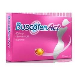 BUSCOFENACT%12CPS 400MG