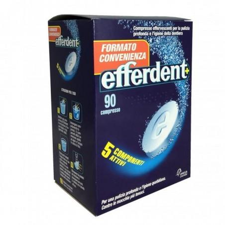 EFFERDENT 90CPR EFFERVESCENTI