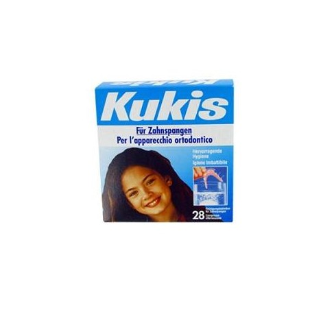 KUKIS CLEANSER 28CPR NF
