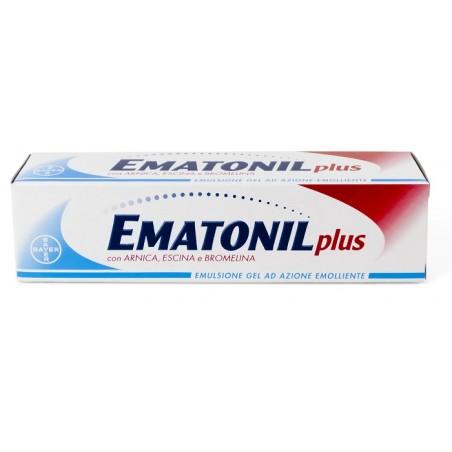 EMATONIL PLUS EMULSIONE GEL 50