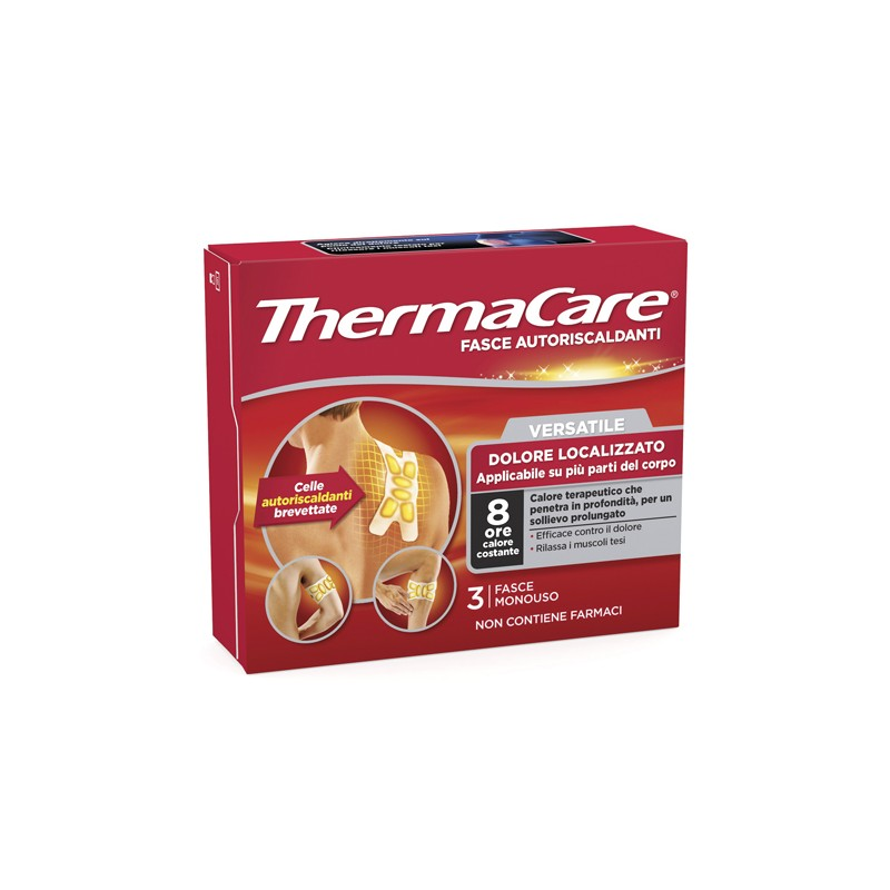 THERMACARE FLEXIBLE USE 3PZ