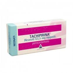 TACHIPIRINA%NEO 10SUPP 62,5MG