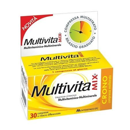 MULTIVITAMIX CRO 30CPR S/Z S/G