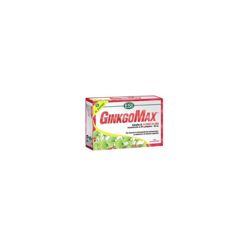 GINKGOMAX 30OVAL