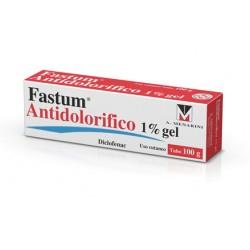 FASTUM ANTIDOLOR%GEL 100G 1%