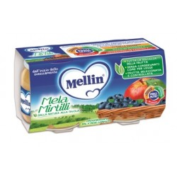 MELLIN OMOG MELA/MIRT 2X100G