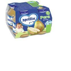 MELLIN NETTARE PERA 4X125ML