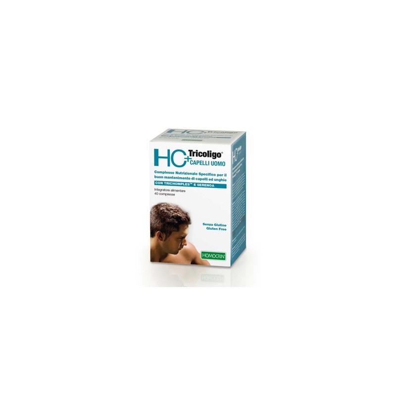 HC+ TRICOLIGO UOMO 40CPS