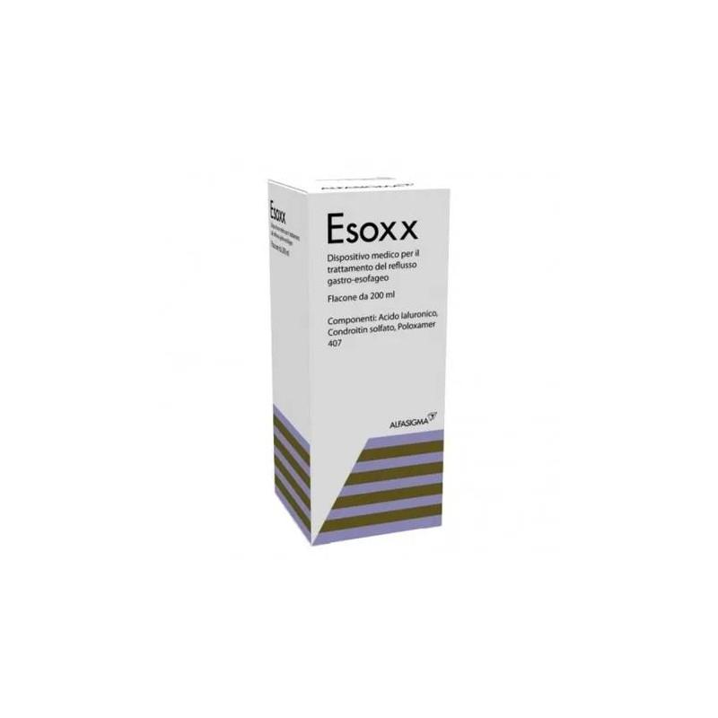 ESOXX SCIROPPO 200ML