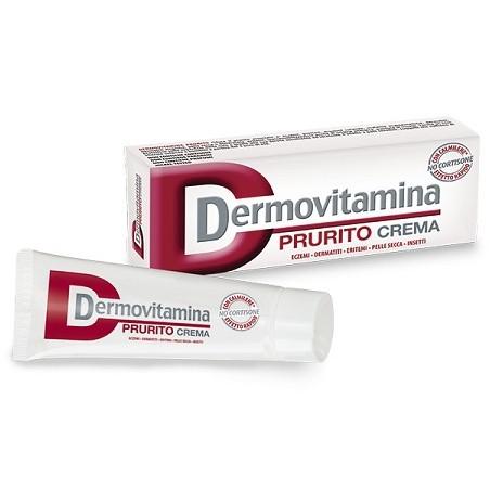 DERMOVITAMINA PRURITO CR 30ML
