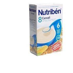 NUTRIBEN 8 CEREALI 300G