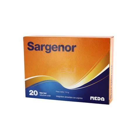 SARGENOR 20F 5ML