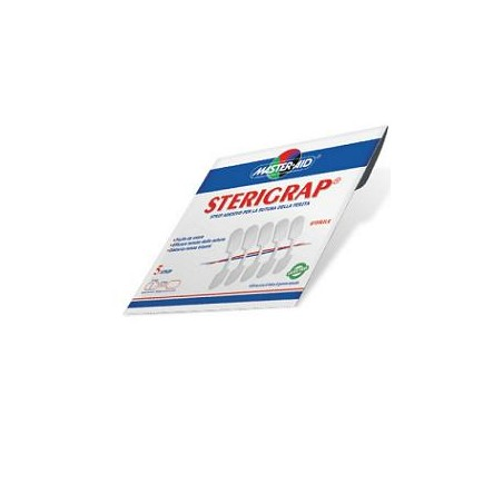 CER MASTER-AID STERIGRAP 8X32