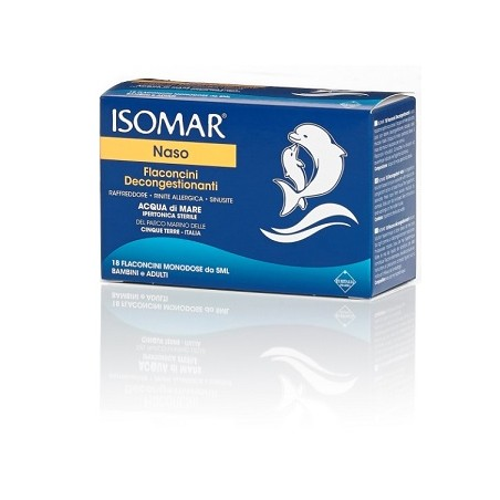 ISOMAR SOL IPERTONICA 18FL 5ML