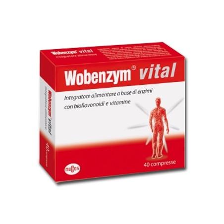 WOBENZYM VITAL 240CPR