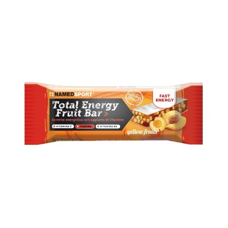 TOTAL ENERGY FRUIT BAR YELL1PZ