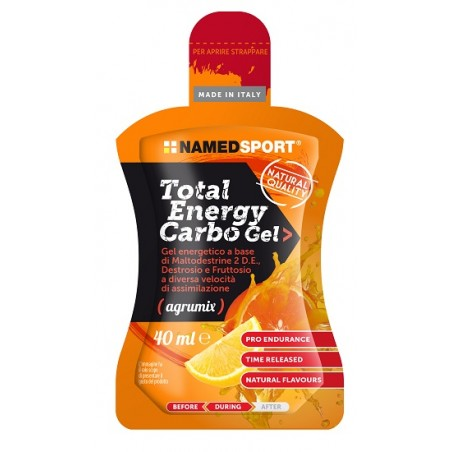 TOTAL ENERGY CARBO GEL AGRUMIX
