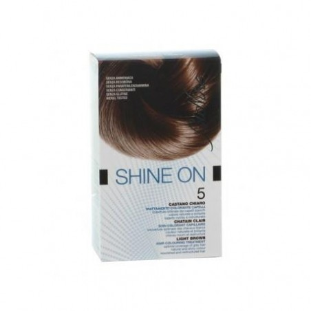 SHINE ON CAPELLI CASTANO CHI 5