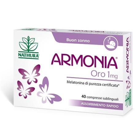 ARMONIA ORO 1MG 40CPR