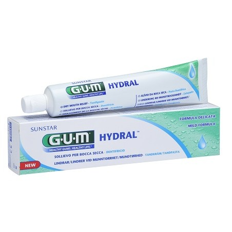 GUM HYDRAL DENTIFRICIO 75ML